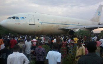 RDC: un avion rate son atterrissage à Mbuji-Mayi, 8 morts
