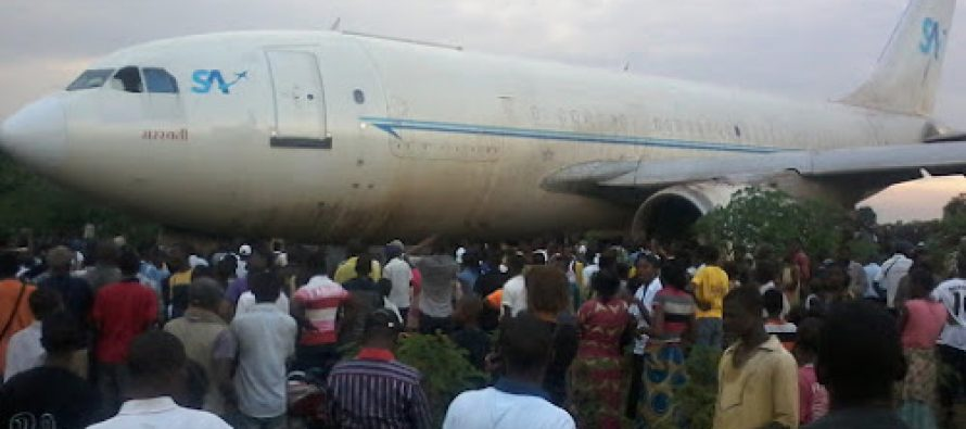 RDC: un avion rate son atterrissage à Mbuji-Mayi, 8 morts