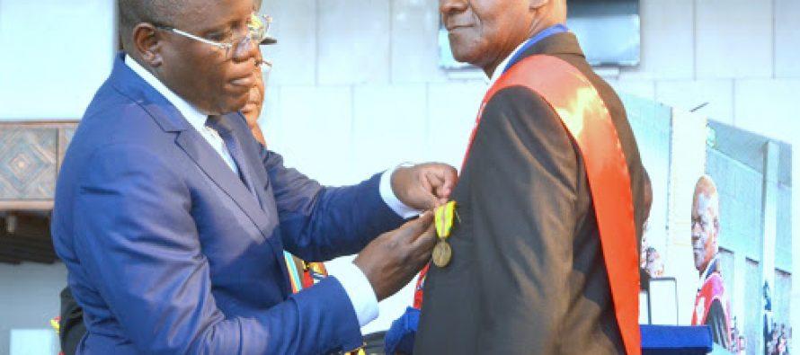 RDC: 90 opérateurs culturels décorés