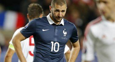Benzema suspendu par la FFF, il ne peut plus jouer pour l'équipe de France