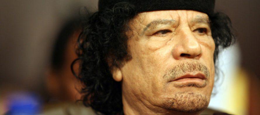 Libye: un des fils de l'ex-dirigeant Kadhafi enlevé au Liban