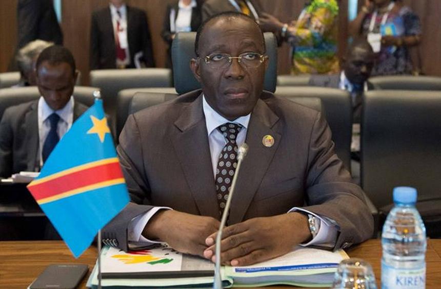Raymond Tshibanda, ministre des Affaires étrangères