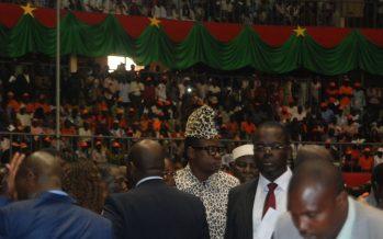 Burkina – Insolite : Mobutu aperçu à l'investiture de Roch Kaboré