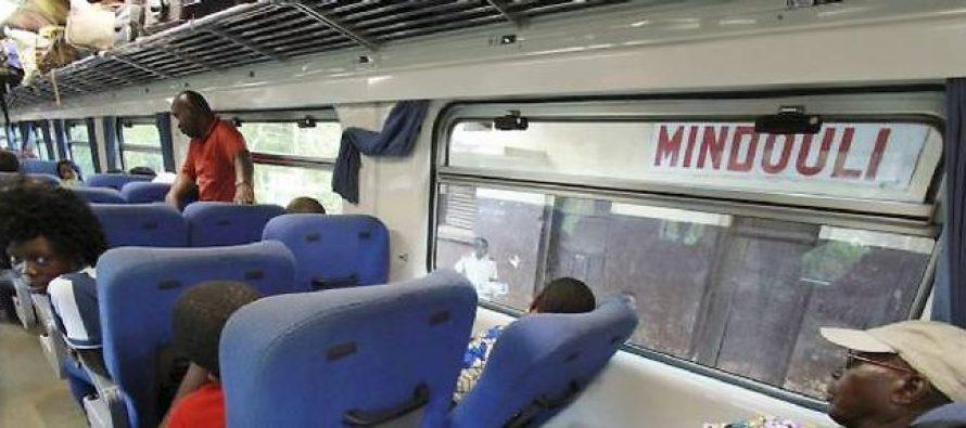 Congo : les passagers du train Océan déplorent les mauvaises conditions de voyage
