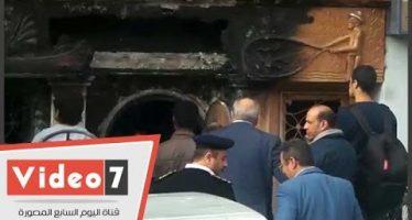 VIDÉO – Egypte: 16 morts dans une attaque au cocktail molotov dans une discothèque