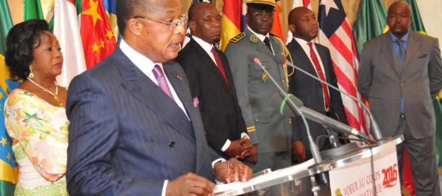 Election présidentielle : le Congo appelle ses partenaires au respect de sa souveraineté