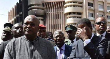 Le président béninois Boni Yayi vient de pleurer pour le Burkina Faso….enfin