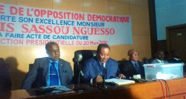 Congo – présidentielle 2016: l'opposition qui soutient Sassou Nguesso