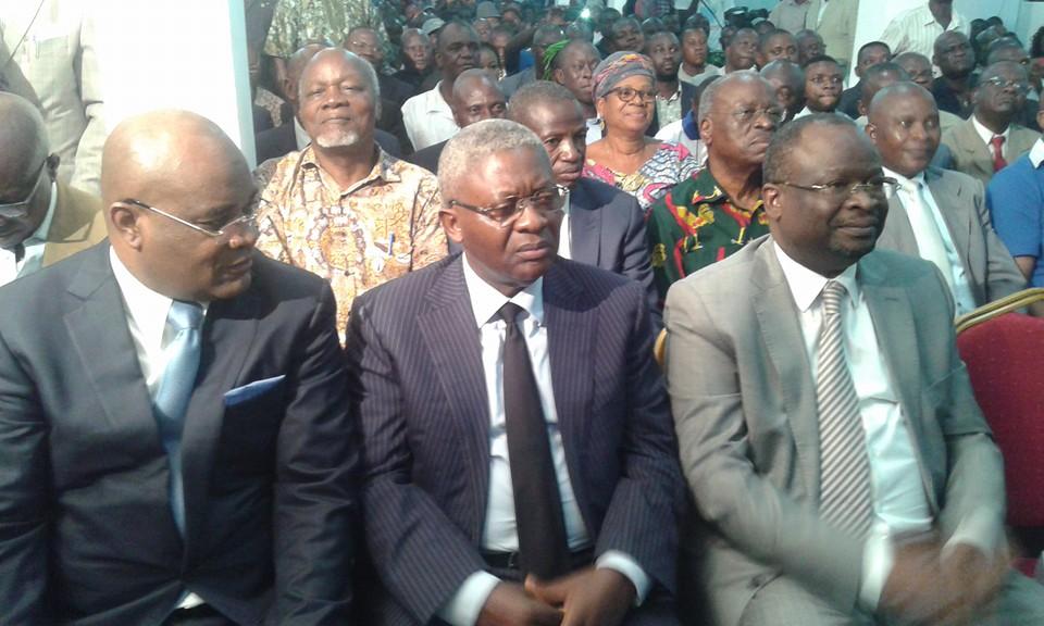 Le Front républicain pour le respect de l'ordre constitutionnel et l'alternance démocratique (Frocad) et l'Initiative pour la démocratie au Congo (IDC)| DR