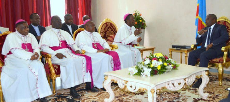 RDC : l'Eglise catholique réaffirme son soutien au dialogue initié par le président Kabila