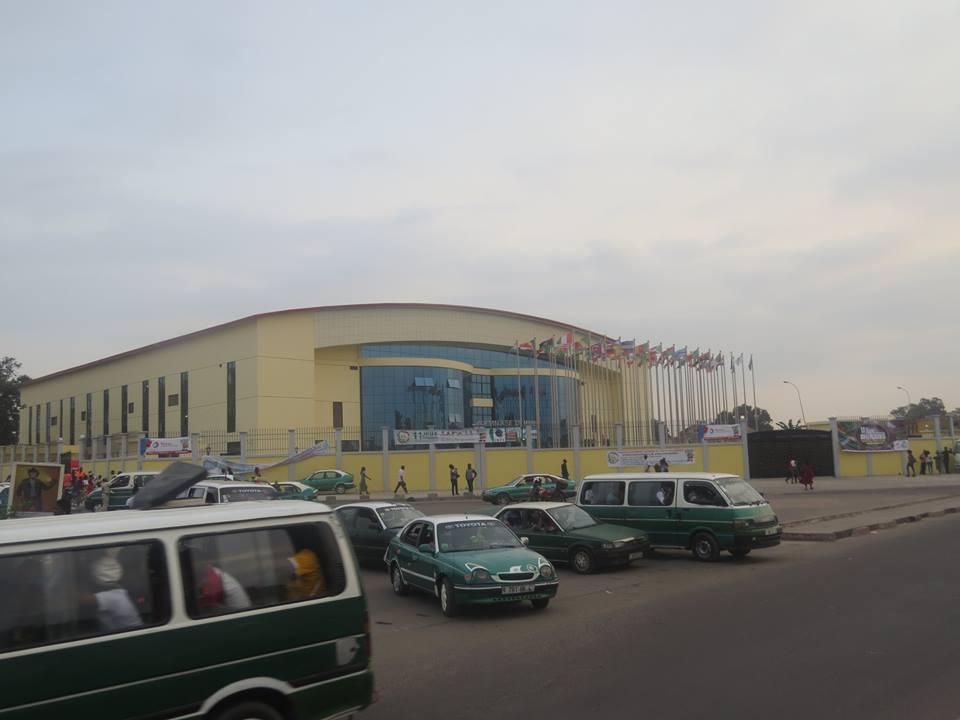 Image d'archive|Le Centre sportif et universitaire de Makélékélé