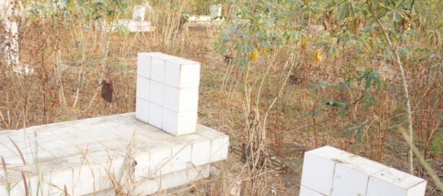 Congo-Brazzaville: quand un cimetière se transforme en lieu de commerce