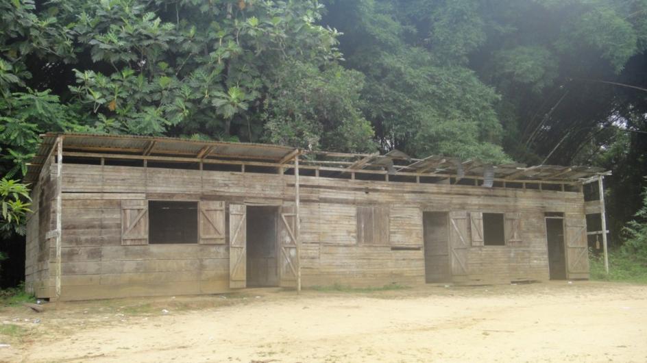 Ecole primaire de Mfilou|Photo Adiac