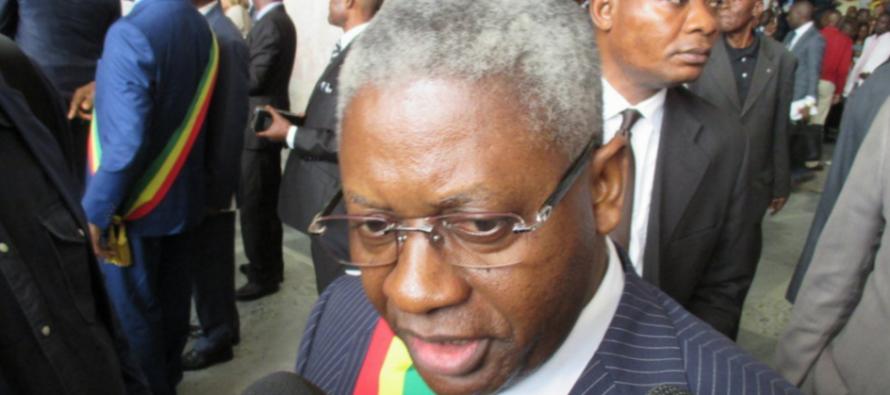 Congo : Pascal Tsaty Mabiala suspendu de toutes activités au sein de l'Upads