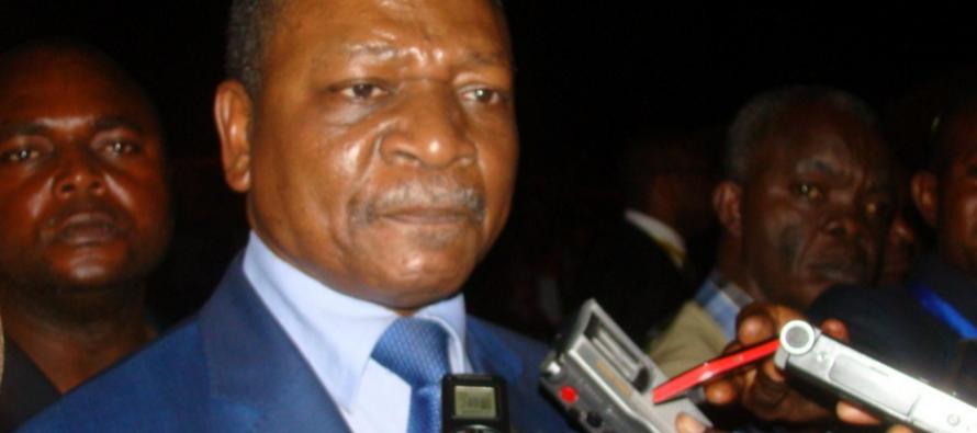 Congo – Présidentielle 2016 : Joseph Kignoumbi Kia Mboungou se porte candidat