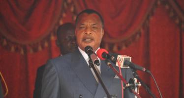 Congo: la sécurité et la paix, priorités des priorités pour l'année 2016, dixit Sassou