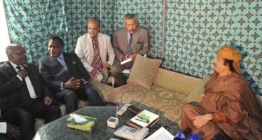 Afrique du Sud: Jacob Zuma a-t-il reçu de l'argent du Libyen Kadhafi?