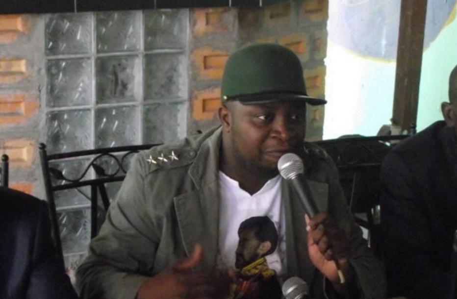 Le président du groupe Extra musica, Roga-Roga missile Zébira Zatatatou