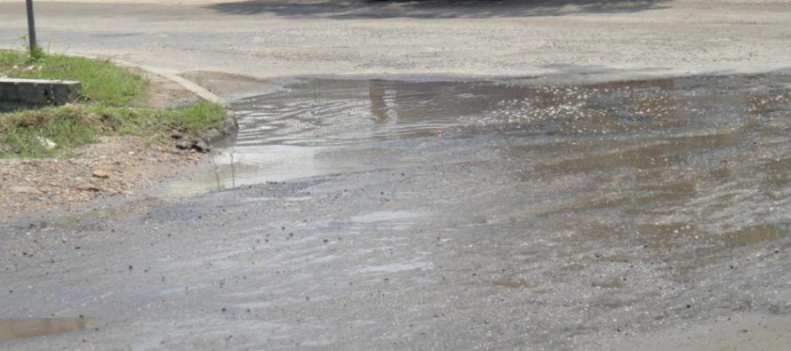 Pointe-Noire: la quasi-totalité du réseau routier a été endommagé par les pluies diluviennes