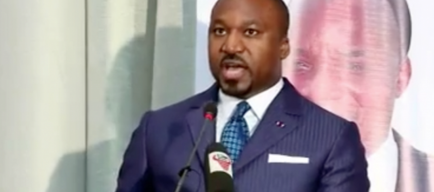 Congo : Christel Sassou Nguesso veut voir son père toujours Président
