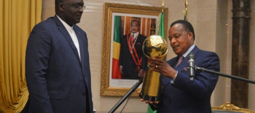 Coupe d'Afrique des Nations de Handball : Sassou met deux trophées à la disposition de la Confédération africaine