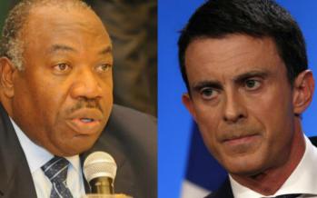 « Ali Bongo n'est pas élu comme on l'entend » affirme Manuel Valls