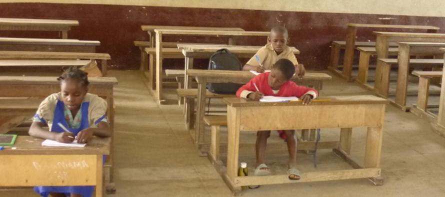 L'insolite situation de l'école primaire de Nkouo