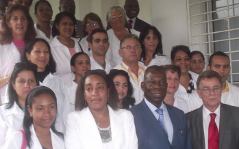 Congo : près de 2.600 médecins cubains attendus dans quelques mois