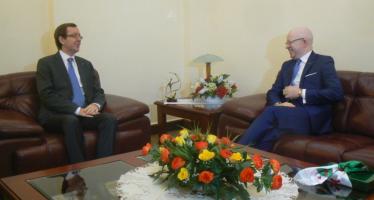 Médias : Alger et Brazzaville réfléchissent à un projet de collaboration médiatique