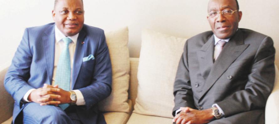 Brazzaville et Kinshasa engagées à consolider leur liens