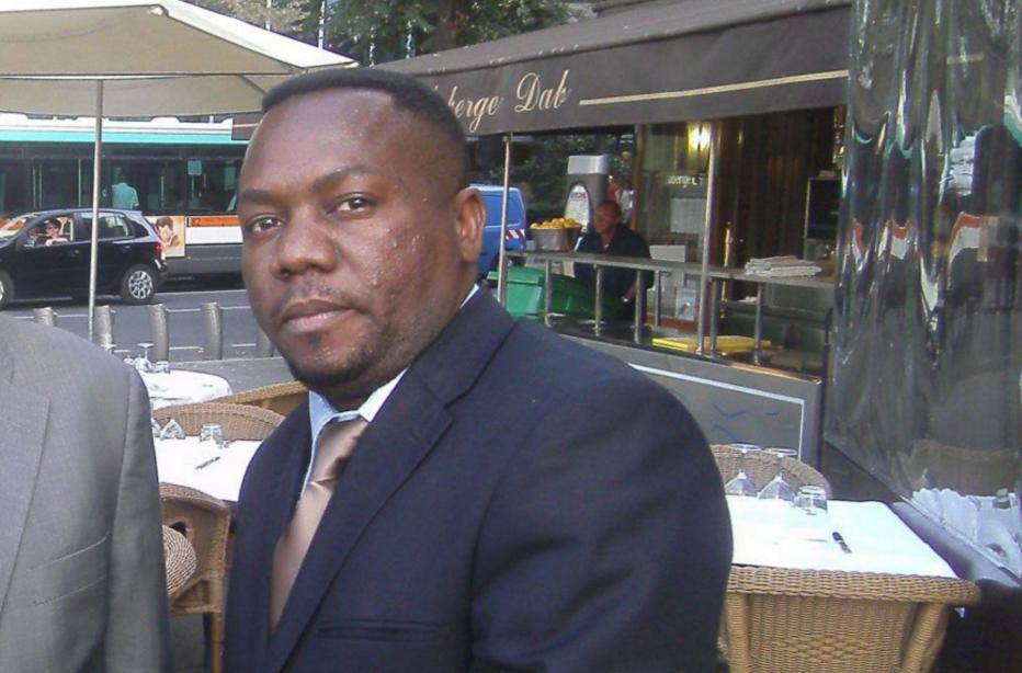 Bertrand Kissangou