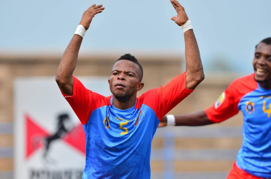 La RDC a battu jeudi 21 janvier l'Angola sur le score de trois buts à zero en match de la deuxième journée du groupe B du Chan 2016