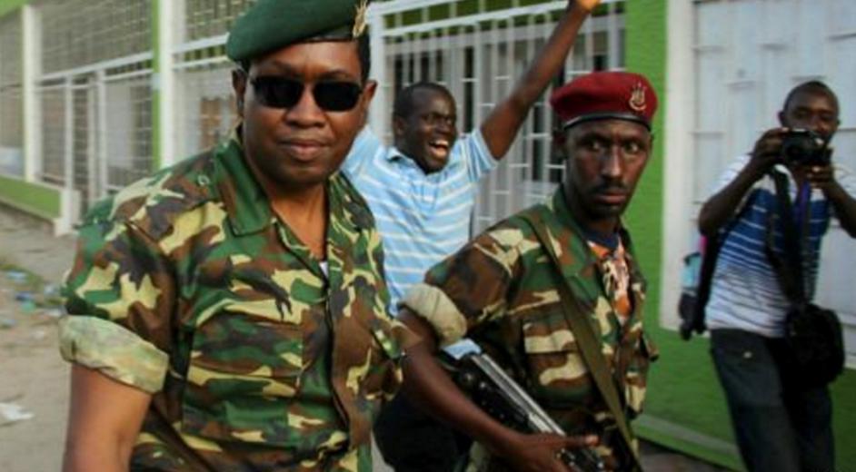 Le général burundais Godefroid Niyombare