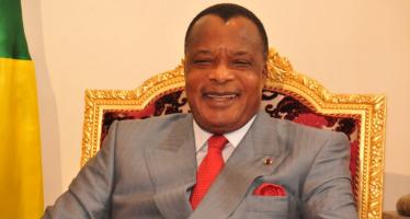 Présidentielle au Congo: Sassou réélu président au premier tour avec 60% des voix