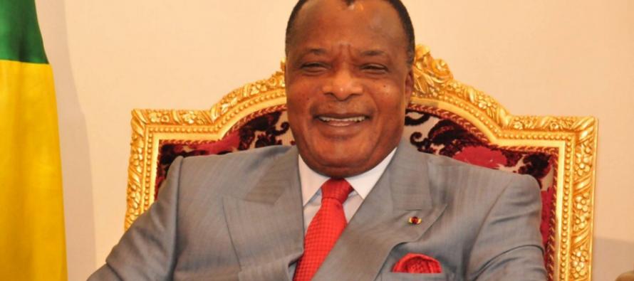 Présidentielle au Congo: la Cour constitutionnelle confirme la victoire de Sassou N'Guesso