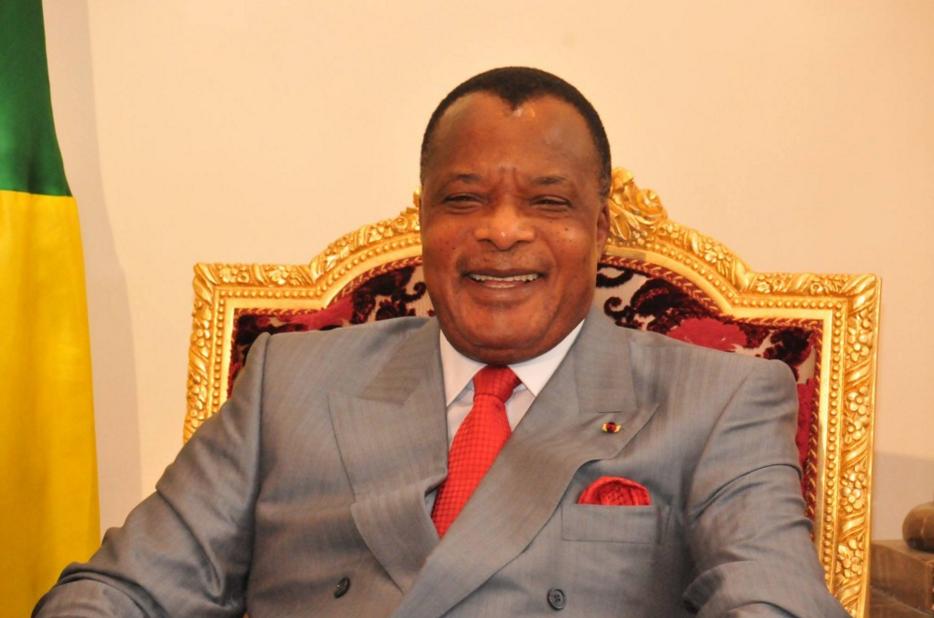 Denis Sassou N'Guesso