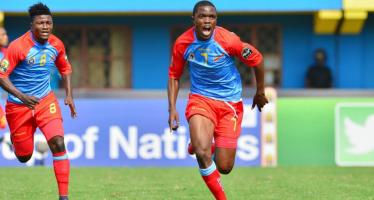 CAN 2017 : la RDC domine Palancas Negras d'Angola (2-1) et prend la tête du groupe B