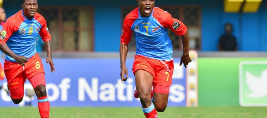 EN IMAGES – Chan 2016 : la RDC bat le Rwanda et se hisse en demi finale