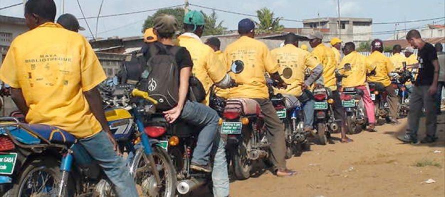 Bénin : le gouvernement veut reconvertir les taxi-motos dans le secteur de l'agriculture