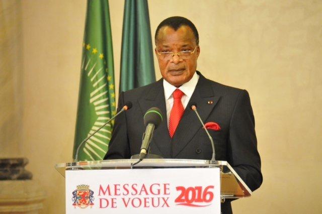 Dans son message de vœux prononcé, le 31 décembre, le président Denis Sassou N'Guesso a placé l'année 2016 sous le signe de l'avènement de la nouvelle République.