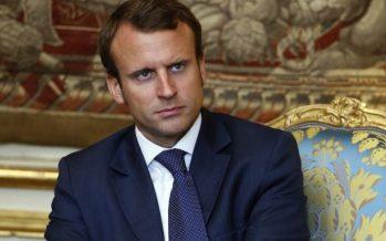 DÉVALUATION : «Si on ne sent pas heureux dans la zone franc, on la quitte …», a précise Macron