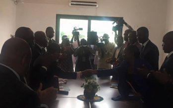 Congo: le PCT de Ngolo et le FP de Doukaga, main dans la main pour les futures batailles
