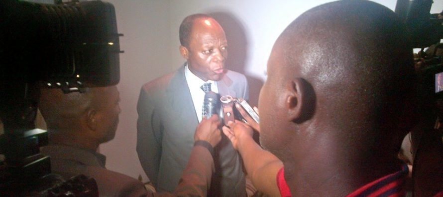 Congo: le général Mokoko accuse la police d'avoir organisé les incidents de Maya-Maya