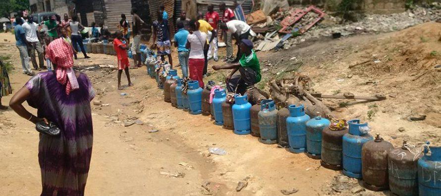 Congo – Gaz de cuisine: la crise cisaille toujours les Brazzavillois