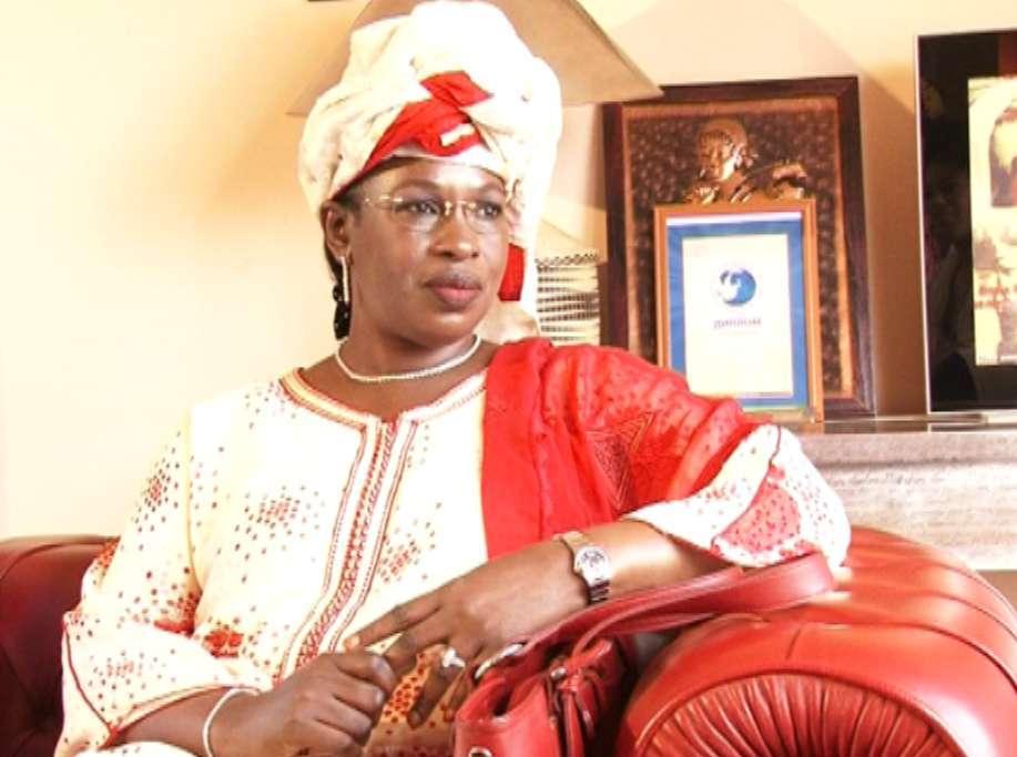 L'ambassadeur du Sénégal à Brazzaville, Batoura Kane Niang