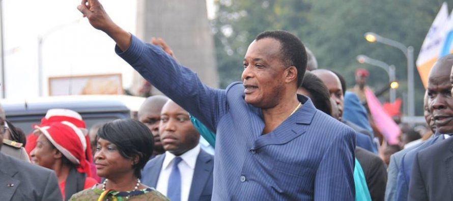 URGENT – Congo: Sassou est candidat à l'élection présidentielle du 20 mars 2016