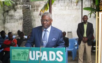 Congo : Une blague de mauvais goût fait perdre à l'UPADS ses deux sénateurs