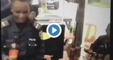 VIDEO – Un oeil sur la police de la RD Congo