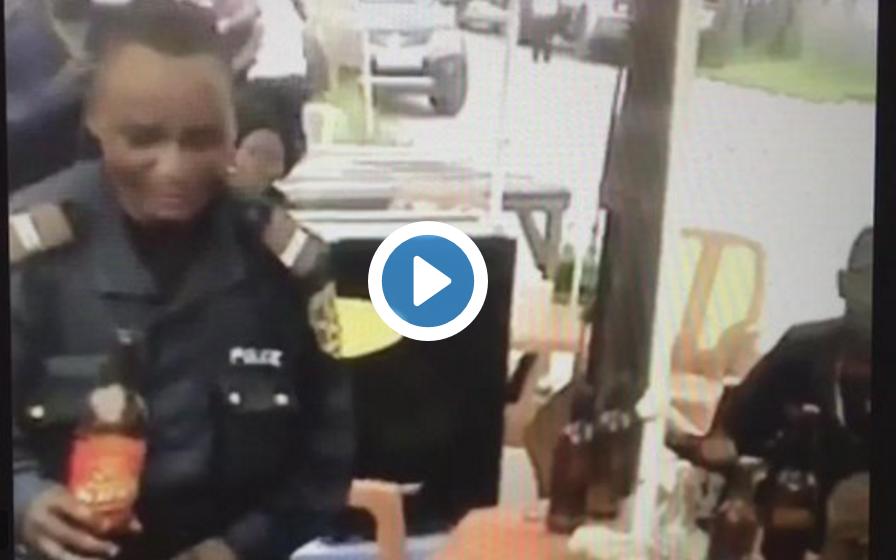 RDC la Police