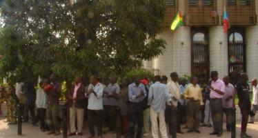 Congo : les ex-travailleurs des entreprises d'Etat liquidées réclament plus de 10 milliards FCFA